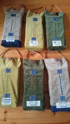 Diy Bag Designs, Sewing Art, Linen Bag, Diy Sewing Projects, Denim Bag, Tissue Box Covers, Little Bag, Diy Clothing, Pouch Bag