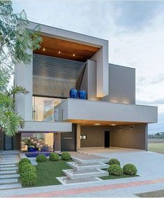 Color home design ideas. Contemporary house designs have a lot to supply to a modern occupant. Lastly, the modern house design does not limit imaginative minds by any means.