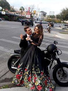 Outlet Comely 2019 Prom Dresses, Lace Black Prom Dresses, Lace Prom Dresses, Long Sleeves Prom Dresses Black Lace Prom Dress Prom Dresses Long Sleeves Prom Dress Prom Dress Black Two Pieces Prom Dress Prom Dresses 2019 Prom Dress Black, Prom Dresses Two Piece, Prom Dresses Long With Sleeves, Backless Prom Dresses, Formal Dresses, Wedding Dresses, Dress Prom, Party Dress, Sherri Hill Prom Dresses