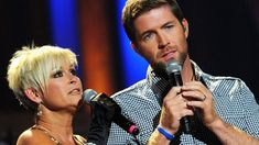 Josh Turner And Lorrie Morgan Perform Stunning Rendition Of Classic 'Golden Ring'