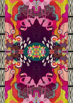 Diela Maharanie textile