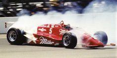 Danny Sullivan-Indy 500