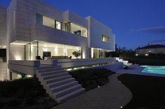 a-cero arquitectos / vivienda en pozuelo de alarcón