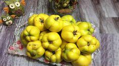 Quitten-Honig - Rezept von Doris Genusswelt Smoothie, Vegetables, Food, Quince Recipes, Baked Eggplant, Canning, Honey, Smoothies, Meal