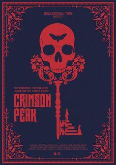 """Crimson Peak"" Poster - Matt Needle"