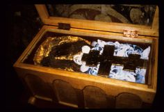 Relics of St. Petka