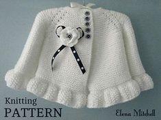 Knitting Pattern for Garter St |