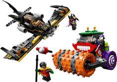 LEGO Super Heroes 76013 Batman: The Joker Stoomwals. Bekijk nog meer LEGO Batman bouwsets op https://www.olgo.nl/lego/super-heroes/lego-batman.html
