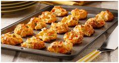 Cheesy Potato Puffs Kraft Recipes, Food Network Recipes, Cooking Recipes, Gf Recipes, Ore Ida, Potato Puffs, Puff Recipe, Pierogi Recipe, Recipe Box