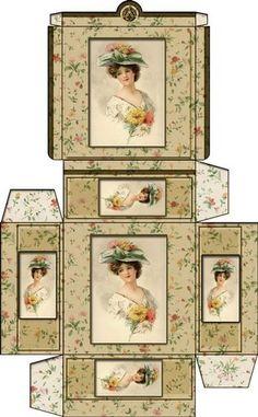 printable dollhouse heats boxs - j stam - Picasa Web Albums