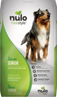 Top 10 Best Senior Dog Foods For 2020 Best Senior Dog Food Dog
