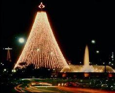 Plaza Venezuela en Navidades pasadas! Caracas.