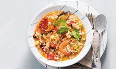 Cremoso, simples e saboroso, este arroz de marisco é obrigatório. Saiba como fazer.