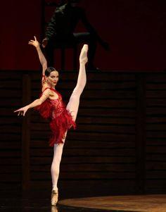 Diana Vishneva in Carmen
