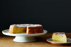 The Pear and Almond Cake I'd Rather Be Eating on Food52.