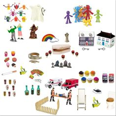 The Sandtray Therapy Package (119-Pieces)