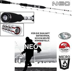 Other Rod Building and Repair 62147: Dam Neo Salt - Eging Mh, 8.17 Ft, Max.35G, 2 Parts -> BUY IT NOW ONLY: $74.4 on eBay!