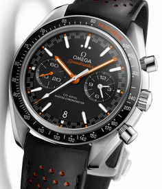 Omega Speedmaster Moonwatch Automatic Master Chronometer Watch Watch Releases