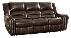online shopping for Homelegance Center Hill 90 Bonded Leather Double Reclining Sofa , Brown from top store. See new offer for Homelegance Center Hill 90 Bonded Leather Double Reclining Sofa , Brown Leather Reclining Sofa, Leather Recliner, Reclining Couch, Red Sofa, Brown Sofa, Pink Sofa, Best Leather Sofa, Leather Sofas, Power Recliners