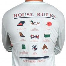 House Rules by Southern Proper guys?!