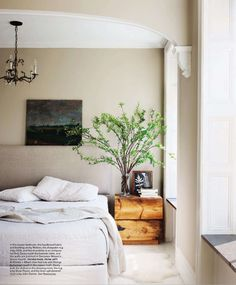 REPINNED FROM HOME  INTERIOR  BEDROOM BY