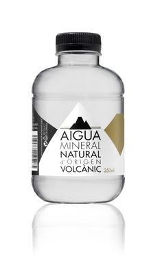 Tannic Volcanic Mineral water on Packaging of the World - Creative Package Design Gallery