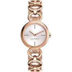 Esprit dames horloge Arya Rosegold ES108212003