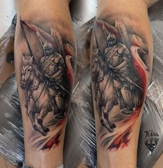 Znalezione obrazy dla zapytania husaria tattoo