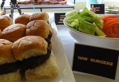 Han Burgers #StarWarsParty
