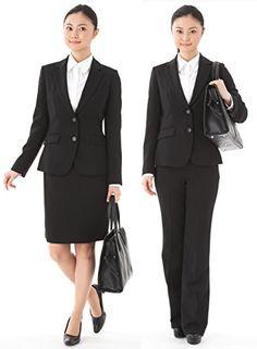【パンツスーツ】レディーススーツセット パンツスーツ J300 - http://ladysfashion.click/items/121951