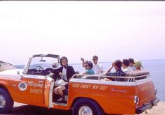 Dune rides by creed_400, via Flickr  Sleeping Bear Dunes before becoming a National Park 1960s