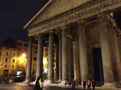 Happy Thanksgiving de Roma! #roma #rome #receitaitaliana #receitas #receita #recipe #ricetta #cibo #culinaria #italia #italy #cozinha #belezza #beleza #viagem #travel #beauty #pantheon