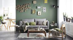 Idée décoration salon tendance #zodio #salon #tendance