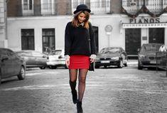 WhatsTrend Blog » Red Skirt