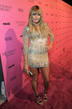 Grace Potter Photo - Victoria's Secret Bombshells Celebrate The Reveal Of The What Is Sexy? List At The Beverly In Los Angeles
