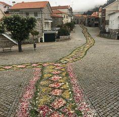 Portugal, Sidewalk, Side Walkway, Walkway, Walkways, Pavement