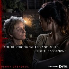 Penny Dreadful | Season 2 |  Patti LuPone  as Joan Clayton
