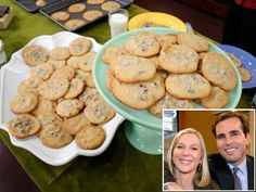 Bob Woodruff Shares a Family Tradition: Frannie's Chocolate Chip Cookies