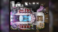 LEX Nightclub is Reno's premier nightlife destination. Check out famous DJs and dance parties, or go VIP for a private booth and bottle service. Night Club, Night Life, Cyberpunk 2020, Dj Dance, Bar Plans, Floor Plans, House Design, Flooring, How To Plan