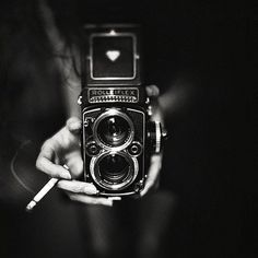 old fashion camera.