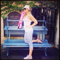 Quel est votre look Yoga de cet été ? #lululemon pour moi :-)