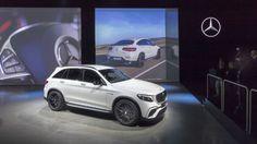 Weltpremiere des sportlichsten Midsize-SUV mit dem Stern : Mercedes-AMG GLC 63 am Vorabend der New York International Auto Show - News - Mercedes-Fans - Das Magazin für Mercedes-Benz-Enthusiasten