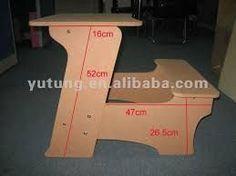 Resultado de imagen para muebles niños mdf                                                                                                                                                      Más