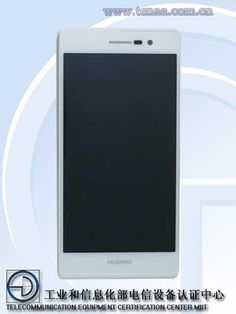 Huawei Ascend P7 in China zugelassen
