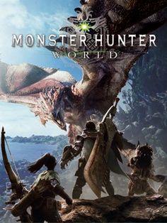 Изображение обложки Monster Hunter World