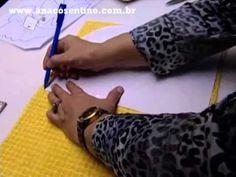 Patchwork Ana Cosentino: Jogo Americano (Especial Casa Cor)