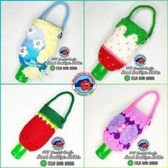 Crochet hand sanitizer holder Crochet hand sanitizer Crochet hand sanitizer cover Crochet Pouch, Crochet Gifts, Diy Crochet, Party Themes, Themed Parties, Hand Sanitizer Holder, Chapstick Holder, Bottle Cover, Crochet Accessories
