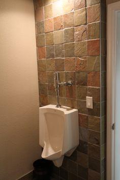 Home Urinals On Pinterest Man Cave Man Cave Bathroom