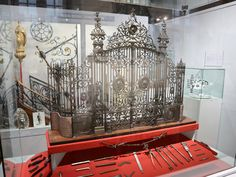 With over 800 years of heritage and tradition, discover this French museum that has close ties with our own Australian business. Rope Maker, Visit Tour, Tours France, Copper And Brass, Cabinet Makers, Blacksmithing, Wrought Iron, Grid, Stage