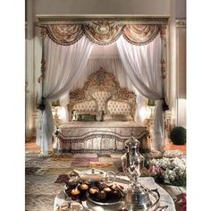 Collection of Best Ultra Luxury Bedroom Furniture | Bedrooms, Royal ...